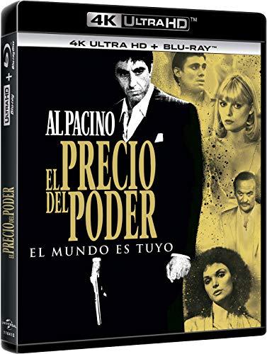 El precio del poder (4K UHD + BD) [Blu-ray]