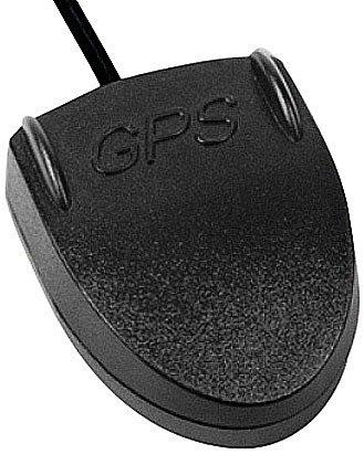 Hamlet HGPS3CA magnetische GPS-antenne voor MCX, MMCX en SMA.