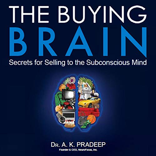 The Buying Brain audiobook cover art