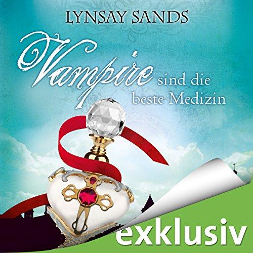 Vampire sind die beste Medizin audiobook cover art