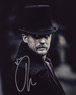 tom hardy signed photo