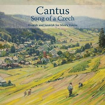 Song of a Czech: Dvorak and Janacek for Men's Voices