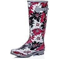 Flat Festival Wellies Wellington Boots