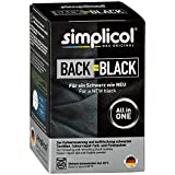 Simplicol Farberneuerung Back-to-Black, Schwarz:...