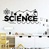 yaonuli Science Familie wandaufkleber Kunst Kinder