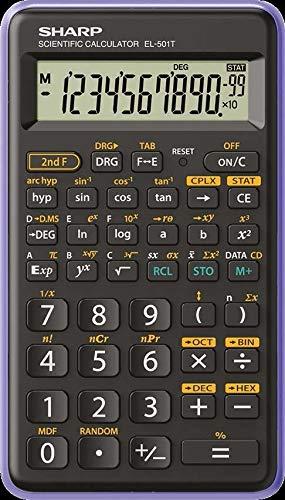 SHARP Wissenschaftlicher Taschenrechner...