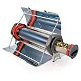 GOSUN Fusion Solar Oven - Hybrid Electric Grill | Portable Oven & High Capacity Solar Cooker | Indoor or Outdoor Oven | American Sun Oven Camping Cookware - Survival Gear Powered by Sun or Electricity