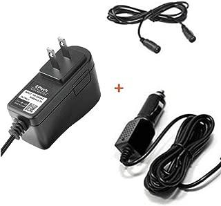 Cigarette Lighter Plug AC/DC Adapter for EverStart MAXX 1200 Peak AMPS Jump Starter with Air Compressor and Inverter Ever Start 1200A 600A Jumpstarter Box Lot 11480 Power Supply Charger
