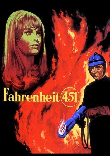 Fahrenheit 451 Poster Movie (27 x 40 Inches - 69cm x 102cm) (1967) (Style E)