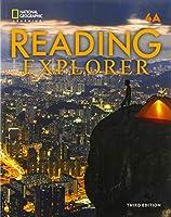 Reading Explorer 4: Split A Student Book and Online Workbook Sticker