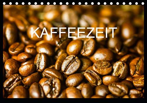Kaffeezeit (Tischkalender 2021 DIN A5 quer)