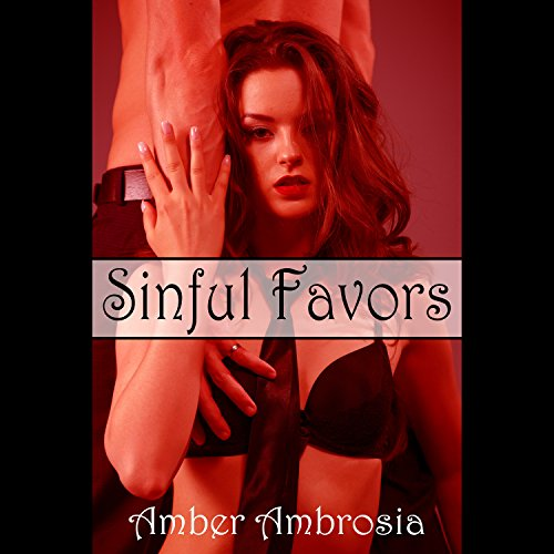 Sinful Favors audiobook cover art