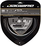Jagwire Elite Cables y Fundas, Unisex Adulto, Negro, Talla única