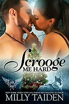 Scrooge Me Hard (Paranormal Dating Agency) by [Milly Taiden]