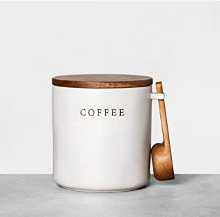 Kitchen Canisters - Hearth & Hand with Magnolia (Coffee)