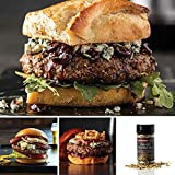 Best Burger Sampler from Omaha Steaks (Filet Mignon Burgers, Private Reserve Angus Burgers, Private Reserve Wagyu Burgers, and Private Reserve Rub)