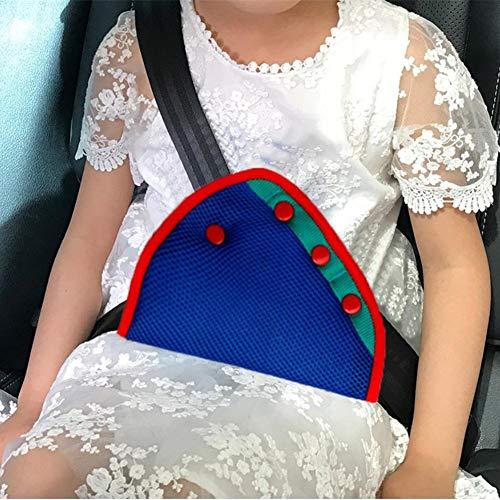 biteatey - Funda para cinturón de Seguridad para Asiento Infantil de Coche, Soporte Ajustable, Protector de Cristal para el Vientre, Bandeja para el Cuidado del Vientre, Funda Protectora Amazing