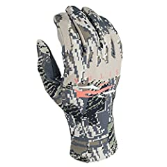 COMBINING COMFORT AND WARMTH – With the durability of wool and elasticity of nylon, the Merino Glove is a heat-retaining liner to keep your hands comfortable without being clammy in the mid to late season FABRIC DETAILS: 54% Nylon Face, 46% 230-gram ...