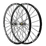 ZFF Oksmsa 700C Ruedas De Bicicleta De Carretera Freno Disco Juego Ruedas Bicicleta Eje Pasante 24H Aleación de Aluminio llanta de Doble Pared 8-12 Velocidad (Color : Silver-2, Size : 700C)