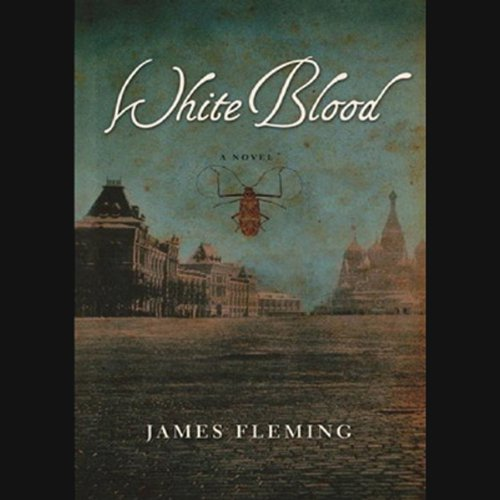 White Blood audiobook cover art