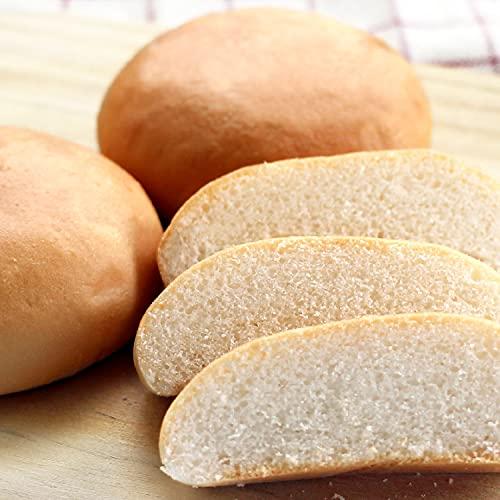 お米のまるパン 24個入 (6個入×4袋) グルテンフリー トースト専用 ミニパン ロングライフパン