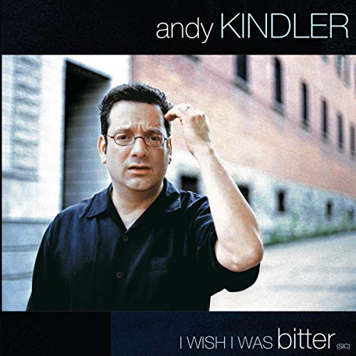 Andy Kindler cover art
