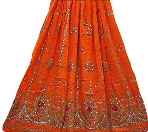 Señoras Indian Boho Hippie Gypsy falda larga de lentejuelas | Faldas
