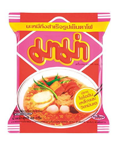 Mama Instant Nudeln Yentafo 60 g, 30er Pack (30 x 60 g)