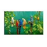 VSOO Modernes Wandbild Leinwandbilder Bild auf Leinwand