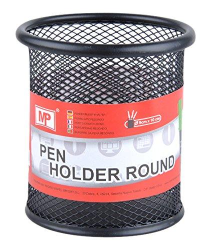 MP PA900 - Portalápices, redondo: Amazon.es: Oficina y papelería