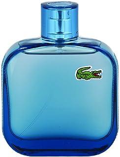 Lacoste de 30 agua de perfume Lacoste L..12 azul Eau De Toilette (con tapón de rosca y 10 cm)