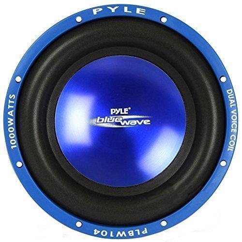 Pyle SUBWOOFER SUB Voiture PLBW104 DE 500 Watt RMS ET 1000 Watt Max 10\