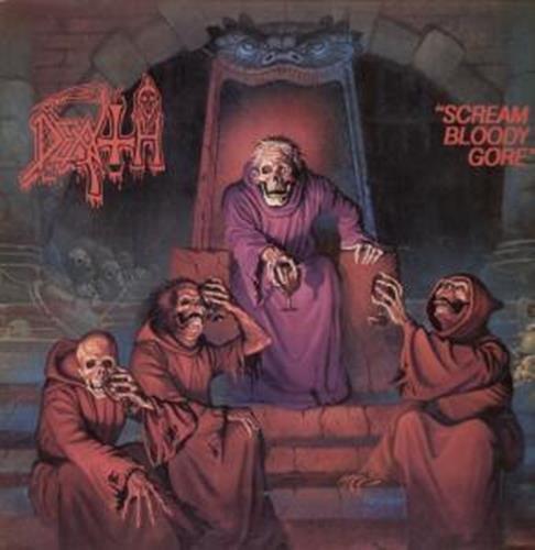 Scream Bloody Gore [LP, Under One Flag]