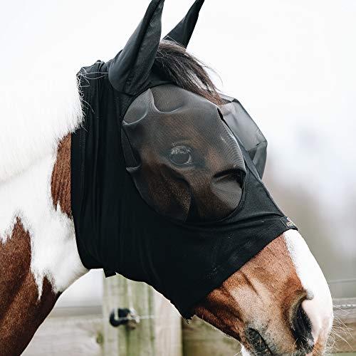 Fliegenmaske Slim Fit Schwarz