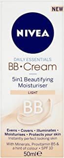 Nivea Visage BB Cream - Light (50ml) by Nivea