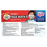 Corona Virus protection products Just Play Children's Single Use Face Mask, Ryan's World, 14 Count, Small, Ages