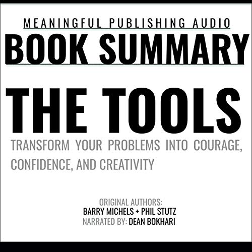 Summary: The Tools by Phil Stutz, Barry Michels cover art