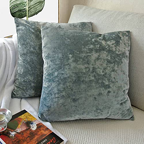 Umi Amazon Brand Zierkissenbezüge Grey 45x45cm