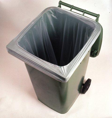 BioBag 10 Stück 240 Liter Einlegesack nach EN 13432 für die Biotonne