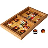 Fast Sling Puck Game, Basketball Board Games, Board Games for Adult and Family, Table Desktop Battle Game for Parent-Child Interactive Games Holiday Basketball
