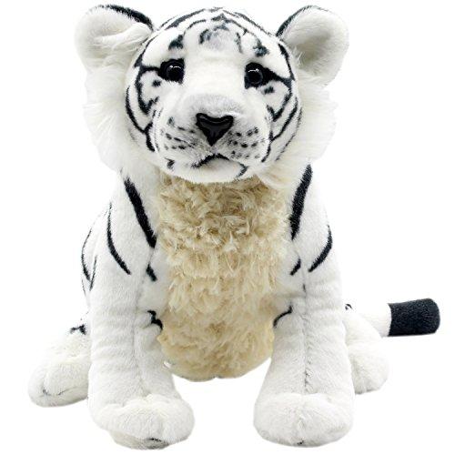 TAGLN Juguetes de Peluche Tigre Leopardo Guepardo León Los Animales P