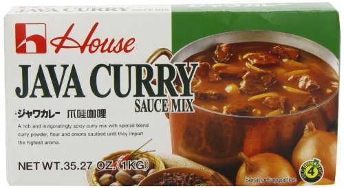 House Java Vegetable Curry 1 Kg