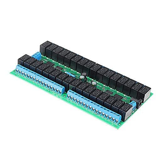 LHQ-HQ Módulo de relé, Interruptor de Control Remoto de Serie Protocolo relé Canal RS485 PLC de Control Boardble Entre 1