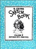 R. Crumb Sketchbook - October, 1972-June, 1975