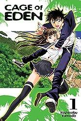 Cage of Eden – Survival Manga mit Dinosauriern!