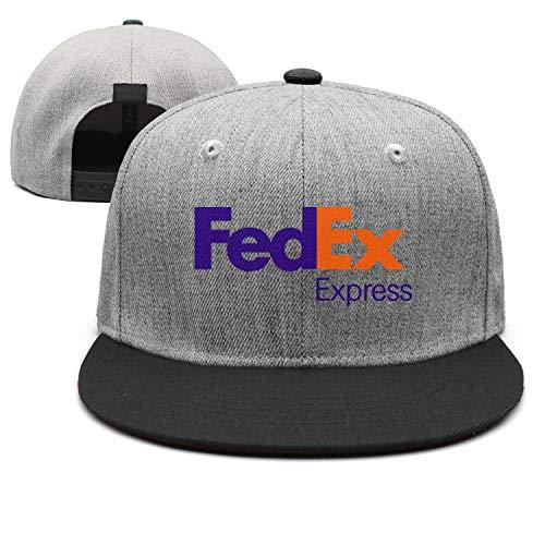JDHASA FedEx express symbol logo Mens Snapback Hat Baseball Caps isor hats Hip Hop Cap