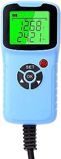 GoolRC Carregador de Bateria de carro Analisador de Testador de 12 V 2000CCA Teste de Tensão de Bateria Teste de Circuito ...