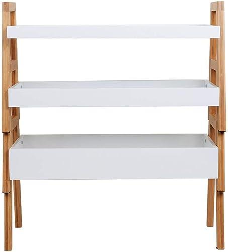 tienda de venta en línea ZHAS ZHAS ZHAS Estantería Freedom Combination Bamboo Bedroom Sala de Estar Estantería de pie, Multicapa Estantes Simples Estable y Durable Fácil de Instalar  El nuevo outlet de marcas online.