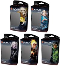 Magic The Gathering C60250000 Core Set 2020 Planeswalker Decks-Set of 5