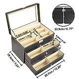 Zoom IMG-1 kurtzy scatola porta occhiali da